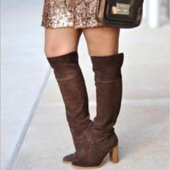 Michael Kors Regina over the knee boot